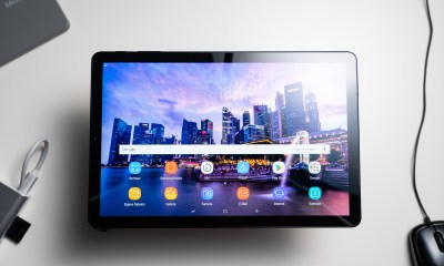 Samsung Galaxy Tab S4 tested