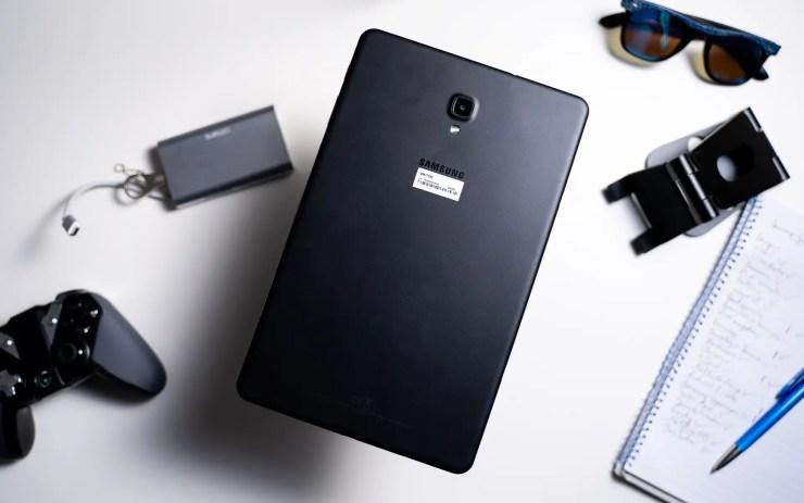 Samsung Galaxy Tab A 10.5 Build Quality
