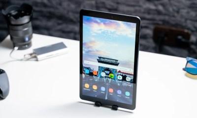 Samsung Galaxy Tab A 10.5 Experience