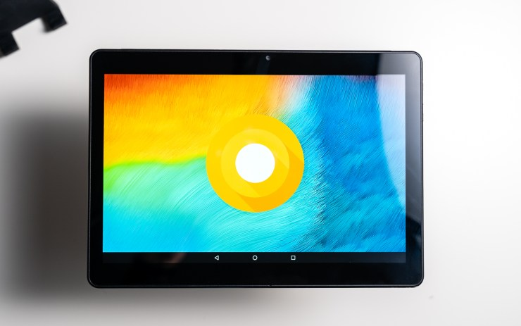 Teclast M20 with Android Oreo