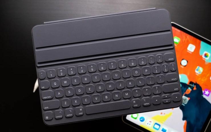 iPad Pro 11 keyboard folio