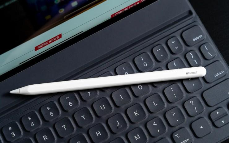 iPad Pro 11 with stylus