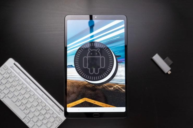 Xiaomi Mi Pad 4 Plus with Android Oreo