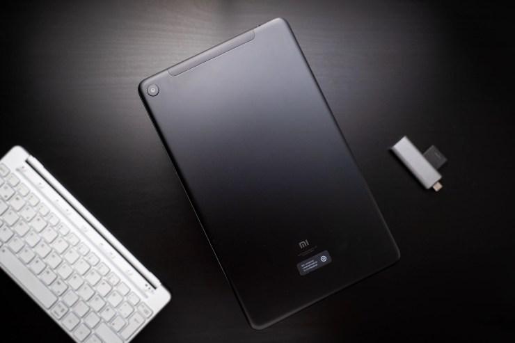 Xiaomi Mi Pad 4 Plus back