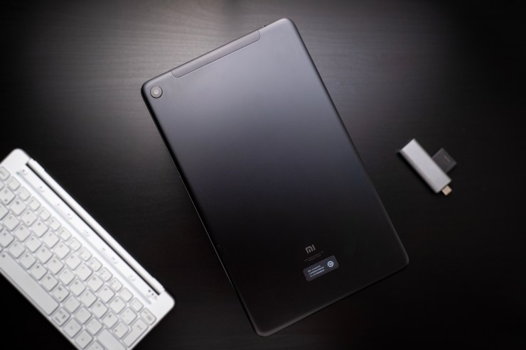 Xiaomi Mi Pad 4 Plus Review Great Tablet One Outstanding Feature