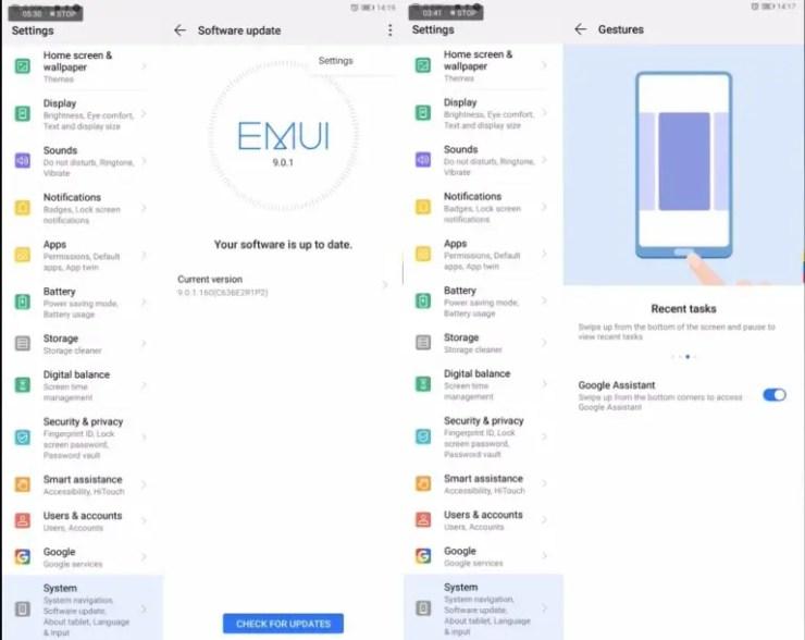 Huawei MediaPad M5: Android 9 0 Pie & EMUI 9 OTA Update