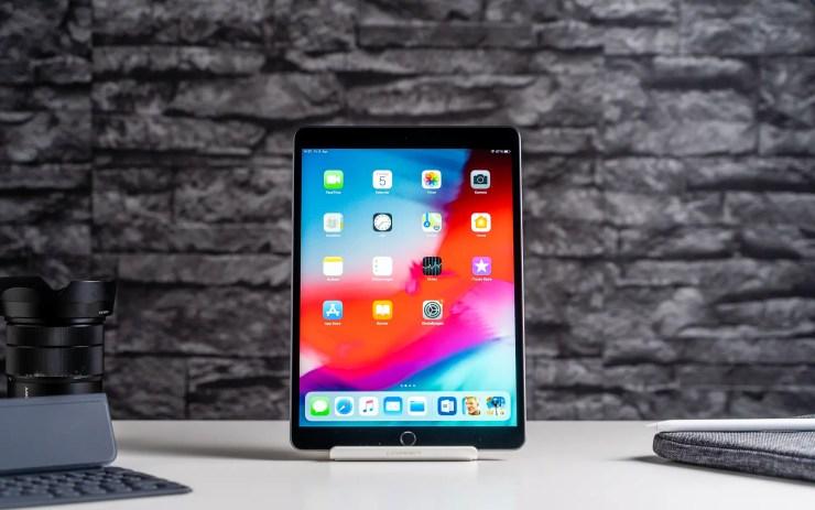 iPad Air 2019 test
