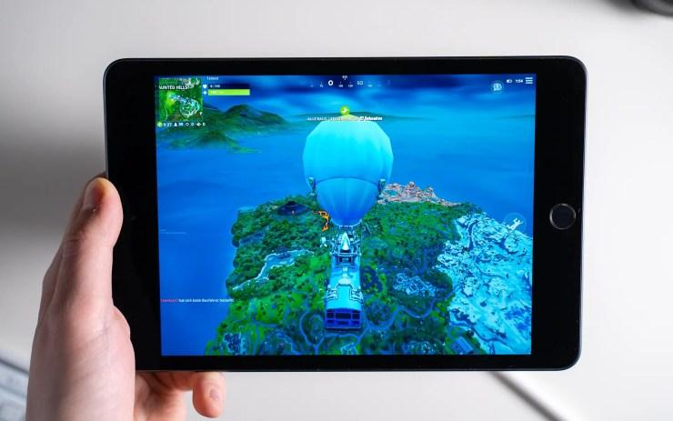iPad Mini 2019 Fortnite