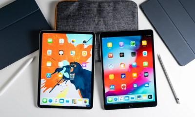 iPad Air vs iPad Pro comparison