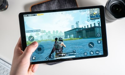 Samsung Galaxy Tab A 10.1 2019 with PUBG Mobile