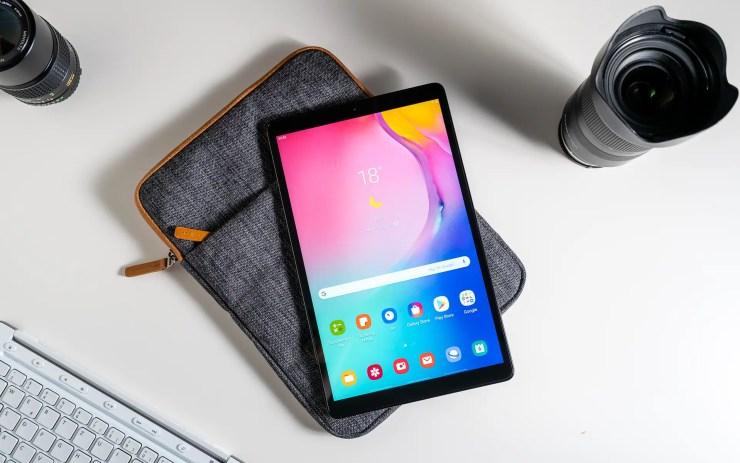 Samsung Galaxy Tab A 10.1 2019 test