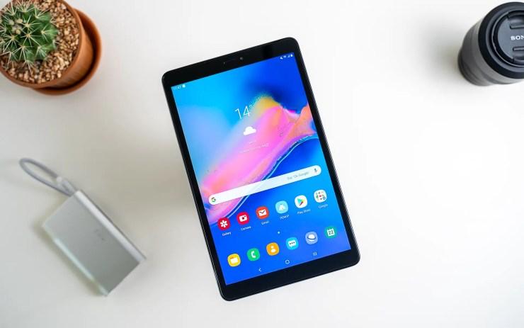 Samsung Galaxy Tab A 8.0 2019 Test