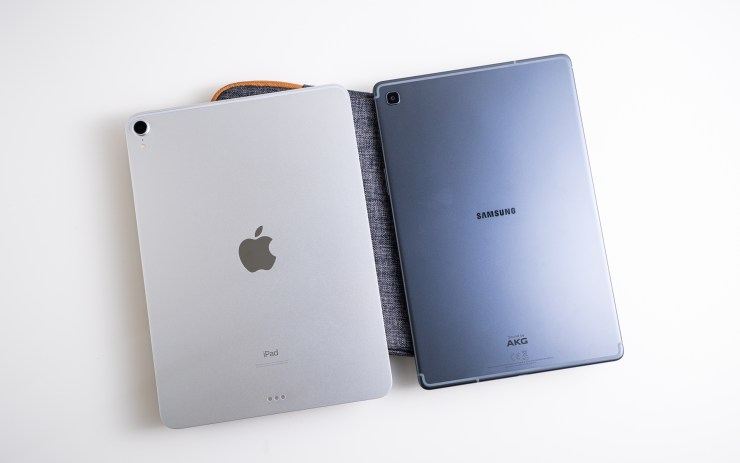 Samsung Galaxy Tab S5e vs. iPad Pro Build Quality