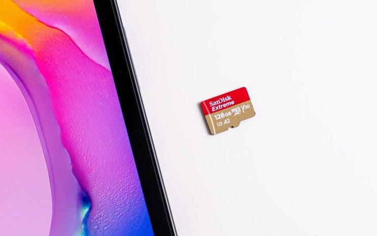 SanDisk 128GB MicroSD