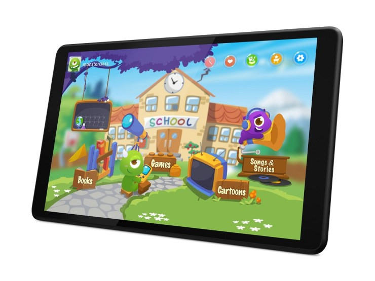 Lenovo Tab M8 with Kids Mode
