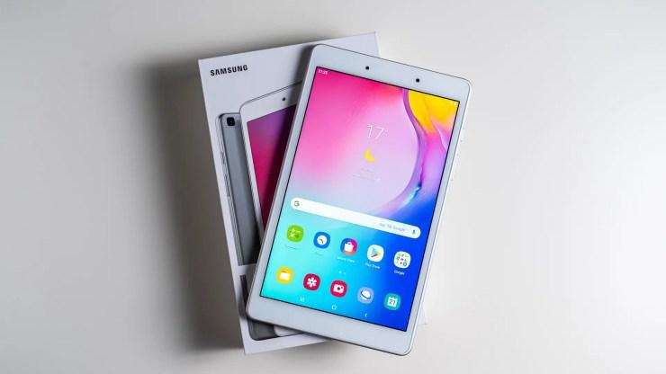 Samsung Galaxy Tab A 8.0 T290 Unboxing