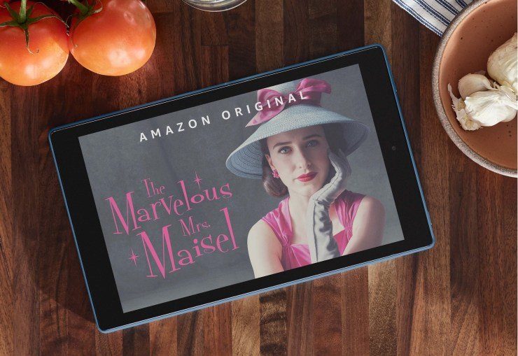 Amazon Fire HD 10 2019 with Prime Video