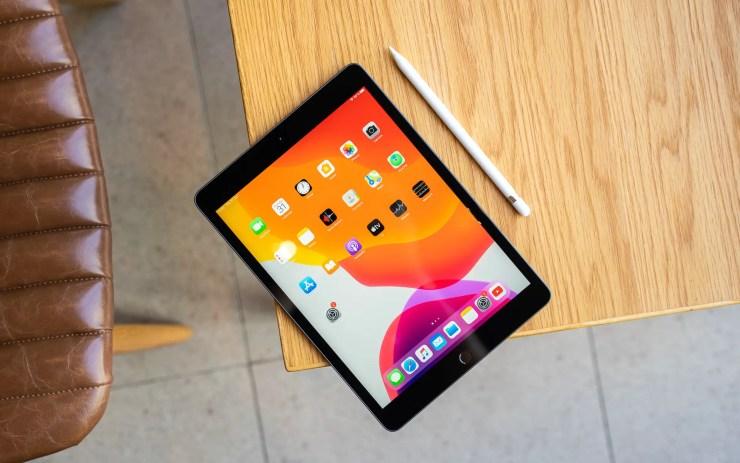 Apple iPad 7 tested
