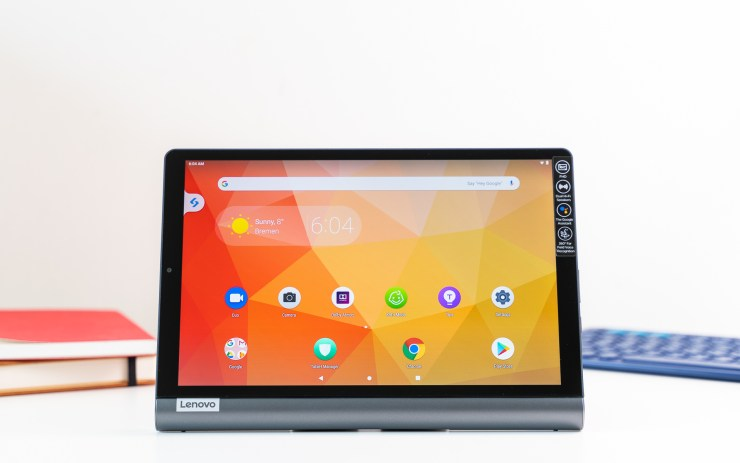 Lenovo Yoga Smart Tab tested