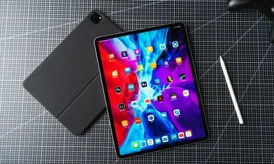 iPad Pro 2020 test