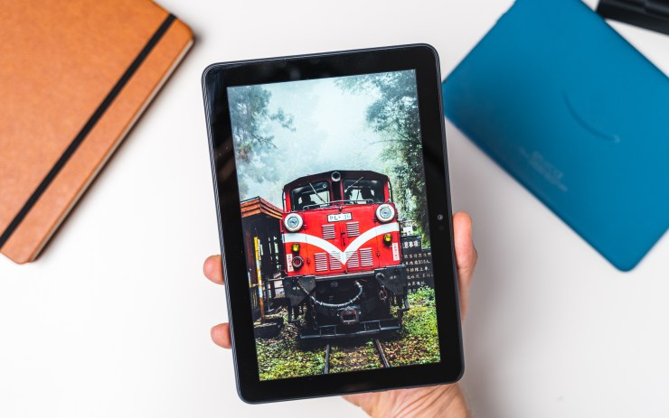 Amazon Fire HD 8 Plus Display