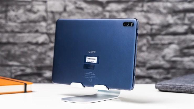 Huawei MatePad 10.4 built quality