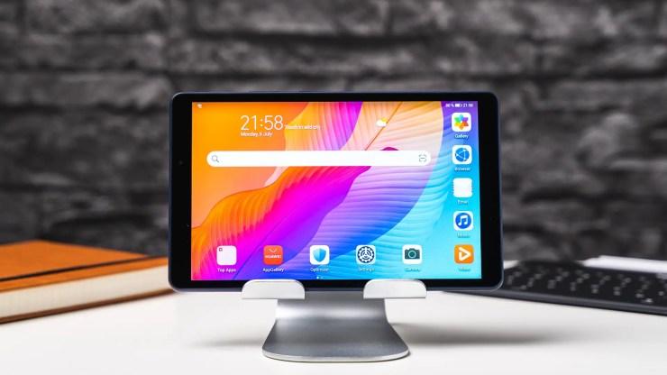 Huawei MatePad T8 test