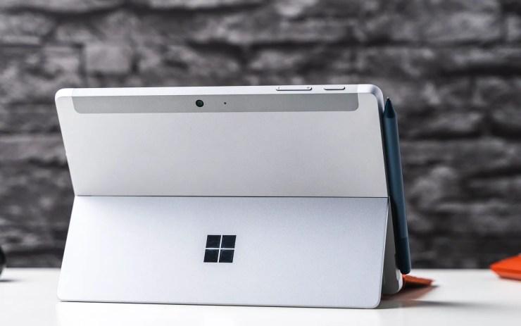 Microsoft Surface Go 2 built quality
