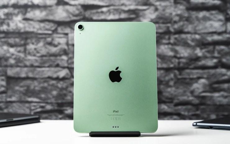Apple iPad Air 4 design