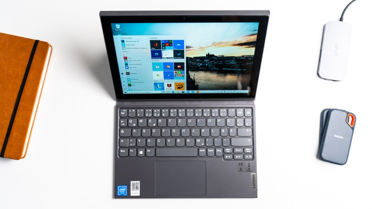 Lenovo Yoga Duet 3i test