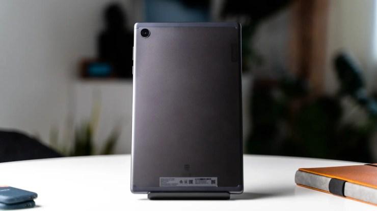 Lenovo Tab M10 HD 2nd Gen design