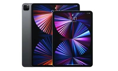 Apple iPad Pro 2021 pricing