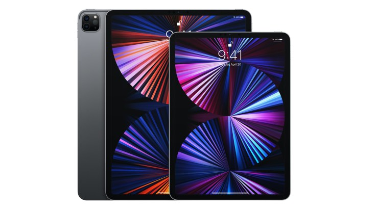 Apple iPad Pro 2021 pricing