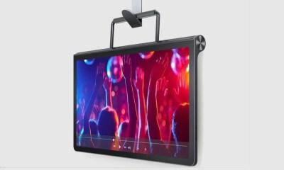 Lenovo Yoga Tab 13 hangable kickstand