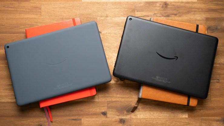 Amazon Fire HD 10 Plus built quality