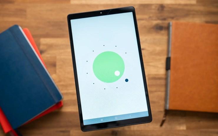 Samsung Galaxy Tab A7 Lite Android 11
