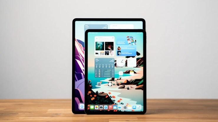 Apple iPad Pro M1 Test