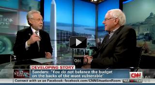 Click here to watch Bernie!