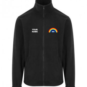 NHS Rainbow Fleece
