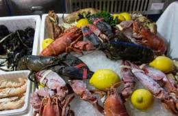 Seafood on Cours Saleya
