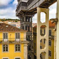 Über den Dächern von #Lissabon
