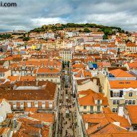 #Lissabon von #oben