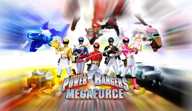 power rangers go!
