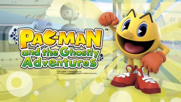 pacman ghostly adventures