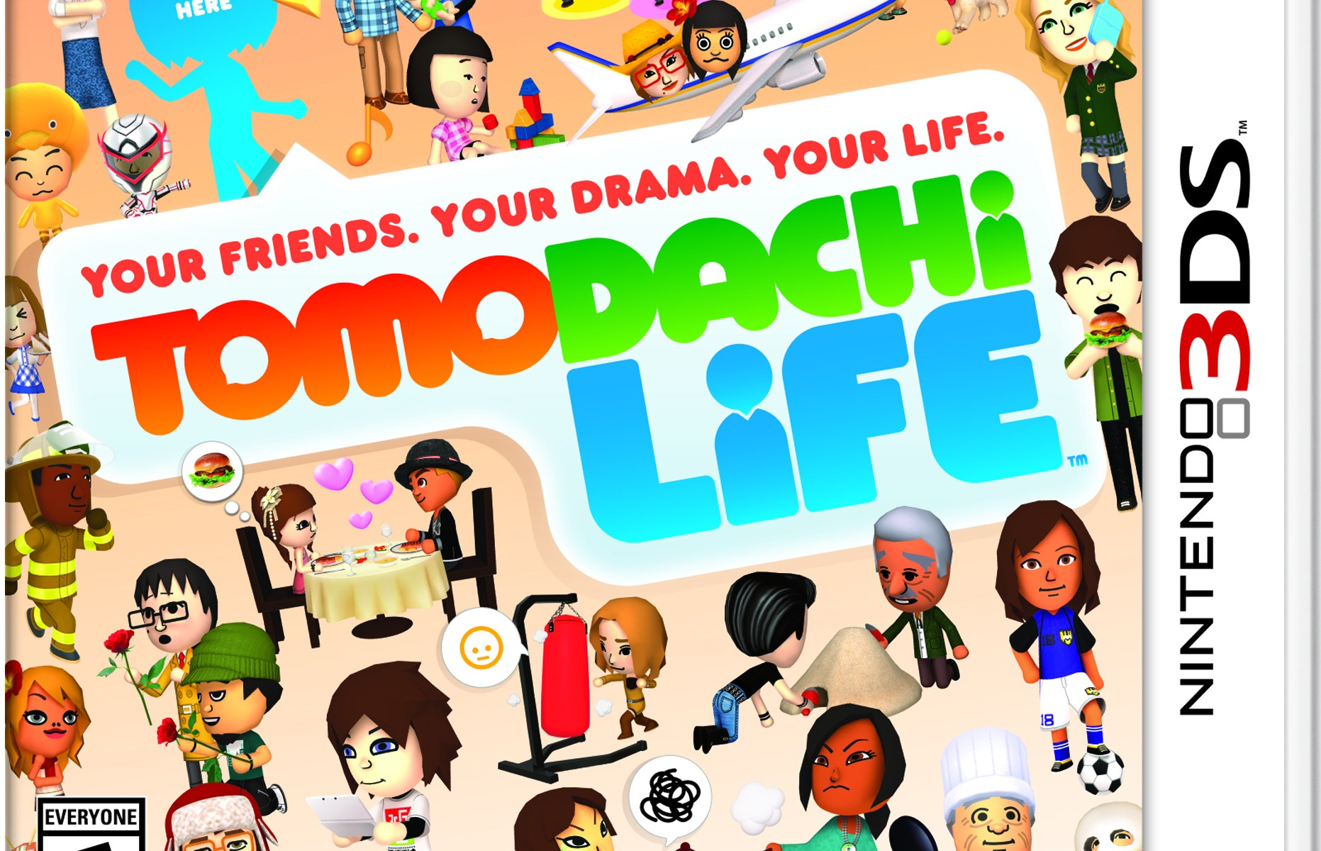 Relationship ruin in how life a to tomodachi Nintendo explains
