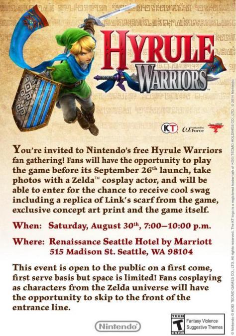 nintendo_hyrule_warriors_fan_event