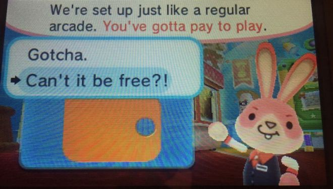 Nintendo Badge Arcade Micro-Transactions 2