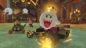 King Boo makes a return to the series.