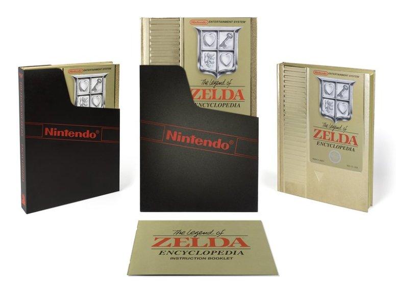 Zelda _Encyclopedia