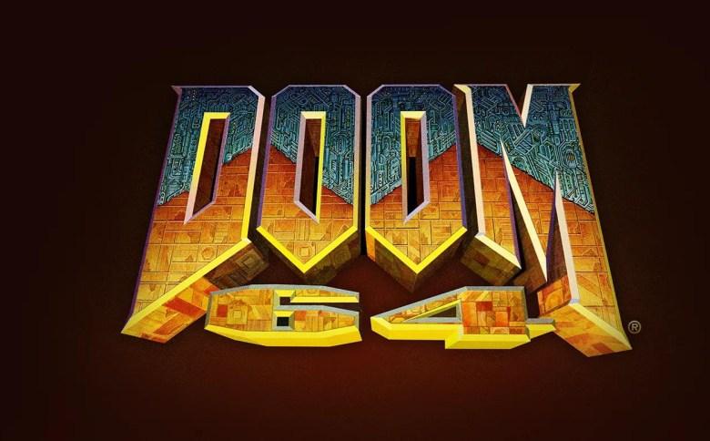 Doom_64_logo